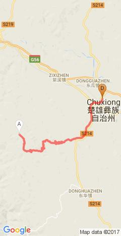 Chuxiong Stage - Time Trial Zixi Mountain (Yunnan Granfondo China)